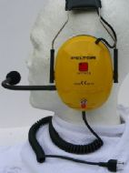 UKPPG STANDARD PMR Paramotor Optime 1 Headset (PMR & 2 Meter Radios Only)